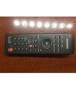 Genuine OEM Samsung 00051A DVD/VCR Combo Player Remote Control DVDV5600 - $9.99