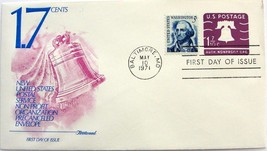 May 10, 1971 First Day of Issue Fleetwood Cover, 1.7c Nonprofit Organiza... - $2.18