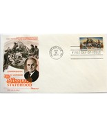 May 8, 1971 First Day of Issue, Fleetwood Cover, Missouri Statehood #10 - €3,23 EUR