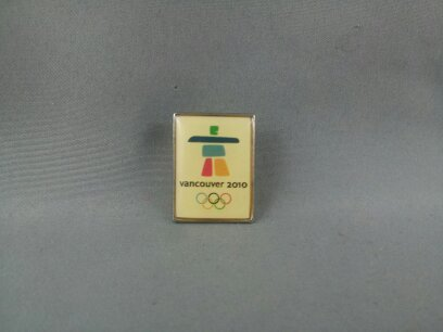 Primary image for 2010 Winter Olympic Games - Bell Sponsor Pin - Pin 1 in the Bell Series