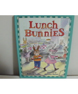 Childrens Books Lunch Bunnies Weekly Reader Books - $4.95