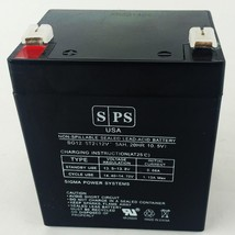 12v 5Ah APC Dell Smart-UPS 3000 (DLA3000RMi2U) UPS Replacement Battery - $10.35
