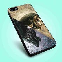 Legend Of Zelda Twilight Princess iPhone 4 4S 5 5S 5C Samsung Galaxy S3 ... - $12.99