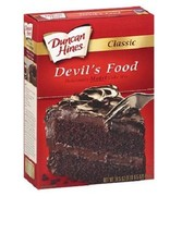Duncan Hines Signature Devil's Food Cake Mix 16... - $10.84