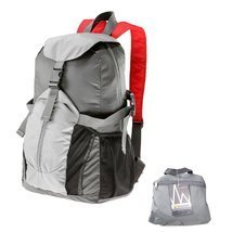 Weanas Foldable Lightweight Backpack Cycling Sports Bag Hiking Daypack 20L - $30.48 CAD