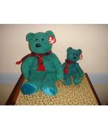 Ty Wallace Bears Beanie Baby And Beanie Buddy  - $17.89