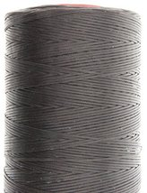 0.6mm Brown Ritza 25 Tiger Wax Thread For Hand Sewing. 25 - 125m length (75m) - $16.66