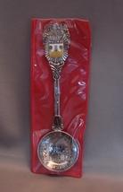 Vintage Mijas Spain Travel Souvenir Collector Spoon-Silver Plated - $9.99