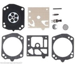 Husqvarna 359, 357 XP K24-HDA Carburetor Repair Rebuild Overhaul Kit, Wa... - $9.93