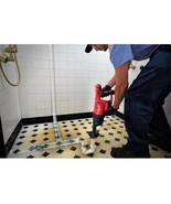 Milwaukee Drain Cleaning Air Gun Kit 12V Lithium-Ion Cordless Toilet Att... - $366.45