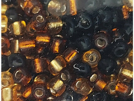 Horizon Jewelry Essentials Glass Beads Size 6/0 #JC11279-10 image 2