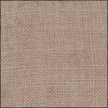 FABRIC CUT 32ct creek bed brown 12x12 Born In Manger cross stitch chart LHN/R&R - $9.00