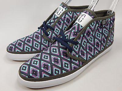 DC Studio Mid LTZ SE Mid Top Women's Skate Shoes Size US 9 M (B) EU 40.5