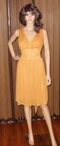 ROBERTO CAVALLI CLASS ORANGE Dress Sz IT 44 US 10 new - £143.09 GBP