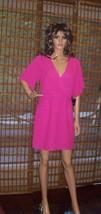 Nanette Lepore  Geisha Girl Casual Dress Electric Pink SZ 6 NWT $448 - $233.76 CAD
