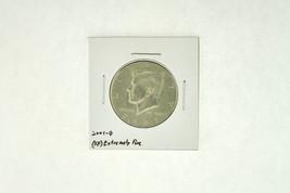 2001-D Kennedy Half Dollar (XF) Extremely Fine N2-4018-5 - $2.99