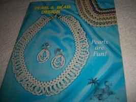 Pearl & Bead Design - $5.00