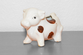 Small Brown Spot Cow Planter - ₨1,017.72 INR