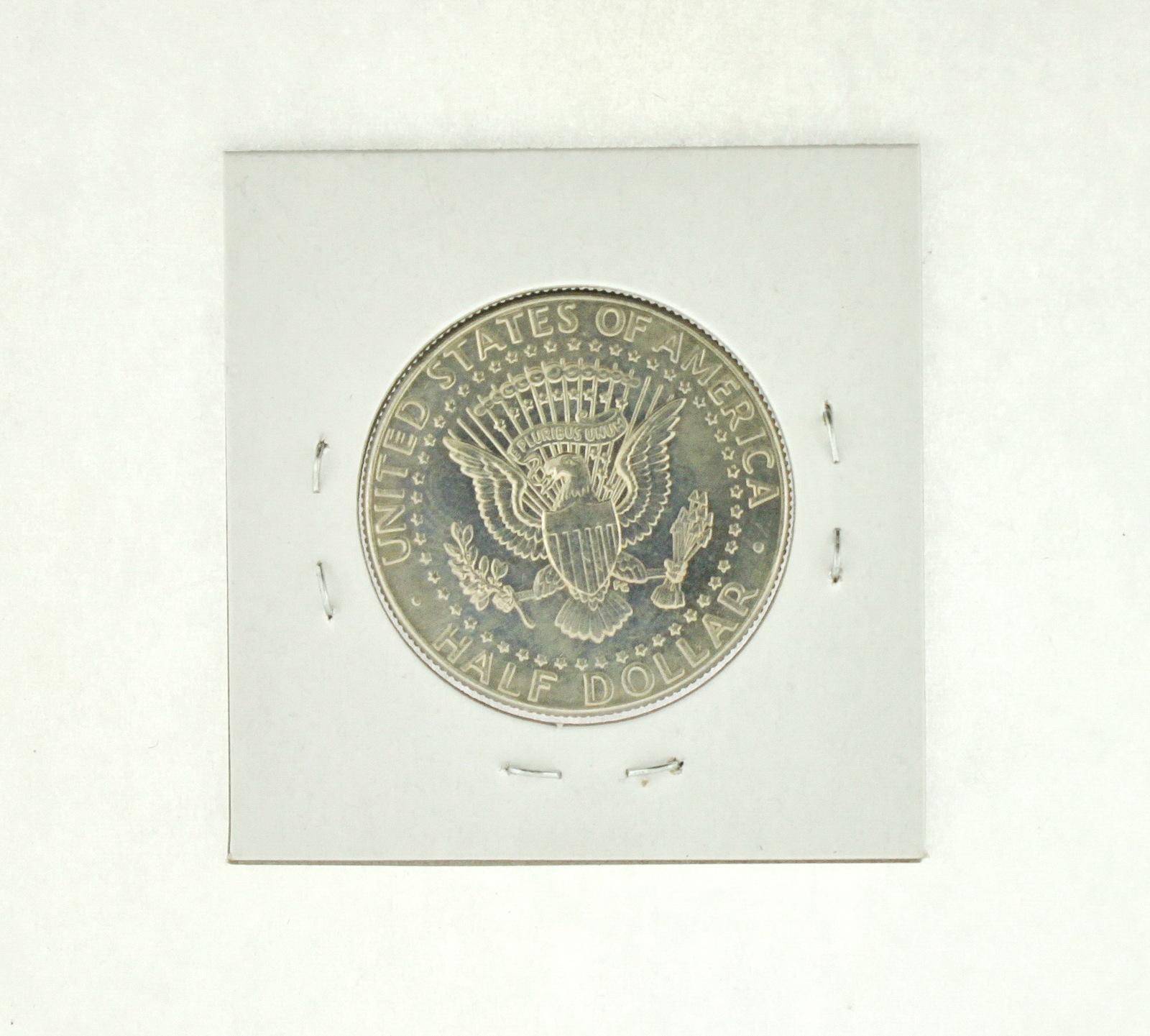 2001-D Kennedy Half Dollar (XF) Extremely Fine N2-4018-9