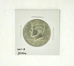 2001-D Kennedy Half Dollar (F) Fine N2-4032-1 - $1.99