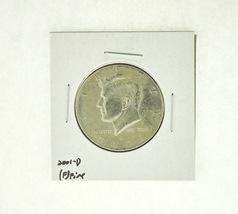 2001-D Kennedy Half Dollar (F) Fine N2-4032-2 - $1.99