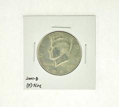 2001-D Kennedy Half Dollar (F) Fine N2-4032-4 - $1.99