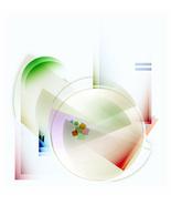 *Circles_Triangles_Squares* Digital Illustration JPEG Image Download - $3.95
