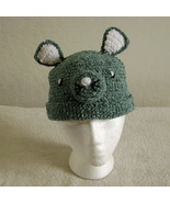 Mouse Hat for Children - Animal Hats - Medium - $16.00