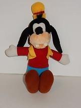 "Disneyland/Walt Disney World 15"" Goofy Plush Stuffed Animal - $9.89"