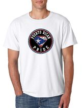 Puerto Rican Pride Men's Tee Shirt Country Pride Sweater - $17.00