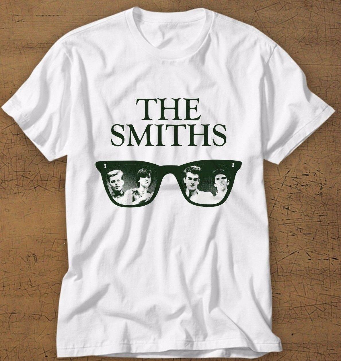 the smiths morrissey rock alternative t shirt vintage. Black Bedroom Furniture Sets. Home Design Ideas