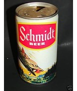 Vintage SCHMIDT Steel Beer Can Fishing Fish - $9.99