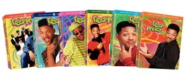 Fresh Prince of Bel Air ALL Season 1-6 Complete DVD Set Collection Serie... - $98.99