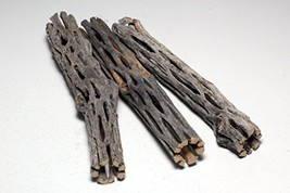 3 Pieces 5-6 inches Long Natural Cholla Wood for Aquarium Decoration by ... - $13.28