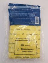 3 Kenmore Vacuum Cleaner Bags Type U O 50688 50690 5068 Allergen Micro Liner image 4