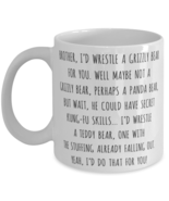 Brother Gift, Brother Mug, Brother Gifts, Brother Birthday Gift Idea, Gifts  - $19.99