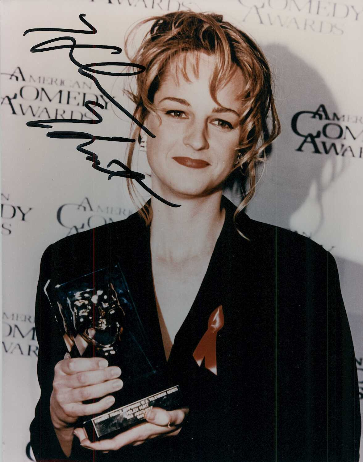 Primary image for Helen Hunt Signed Autographed Glossy 8x10 Photo