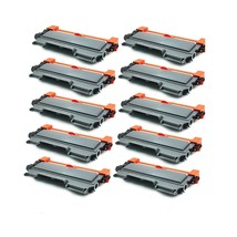 10 For Brother TN-450 Black Toner Cartridge High Yield MFC-7860DW FAX-28... - $63.57