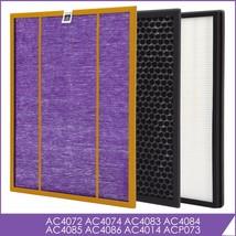 KELAN 3pcs/lot ac4141 ac4143 ac4144 filter kit for Philips - €51,49 EUR