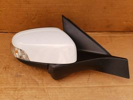 07-11 Volvo S80 V70 Side View Door Mirror w/ BLIS Blind Spot 14WIRE Pssngr RH image 10