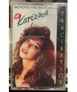 Karizma Fascination Limited Edition Maxi Cassette Single 5 Remixes Frees... - $4.95