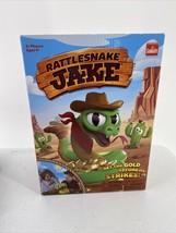 Rattlesnake Jake Game Get TheGold Before He Strikes Family Fun Goliath - $12.19