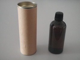 **Lavandin essential oil 100 ml amber glass bottle with case and dropper** - $28.71