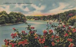 Cumberland River Nashville Tennessee TN Postcard N18 - $2.99