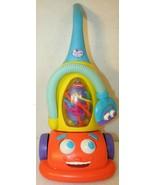 HASBRO PLAYSKOOL Cool Crew Dusty the Talking Vacuum Cleaner Toy Orange Y... - $45.00