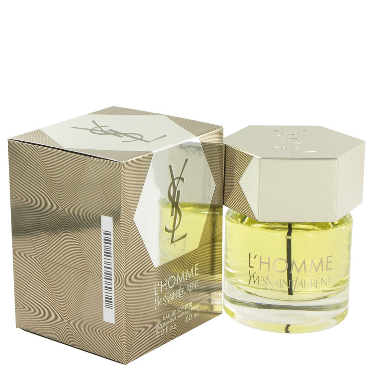 Primary image for L'homme By Yves Saint Laurent For Men 2 oz EDT Spray