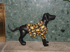 Multi Color Beetle Bug Dog Jacket - $10.88