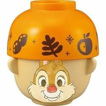 Disney Chip & Dale Dale Crayon Touch Soup Bowl & Bowl Set Mini Limited J... - $42.06