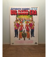 Authentic Sounds of Big Band Era for Stage Band PB, 1969 - $9.89