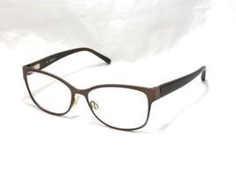 Covergirl CG829 Women's Eyeglasses Frame, Metal Brown Modified Rectangul... - $24.70